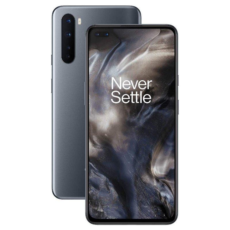 OnePlus Nord 5G 8/128GB Dual SIM Gris Onyx Versión Importada EU