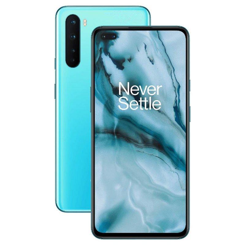 OnePlus Nord 5G 8/128GB Dual SIM Mármol Azul Versión Importada EU