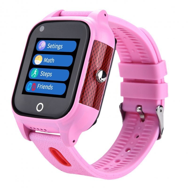 SaveFamily New Generation 4G Smartwatch Para Niños Rosa