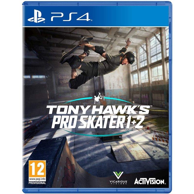 Tony Hawks Pro Skater 1+2 PS4