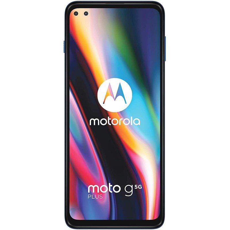 Motorola Moto G 5G Plus 6/128GB Azul Libre