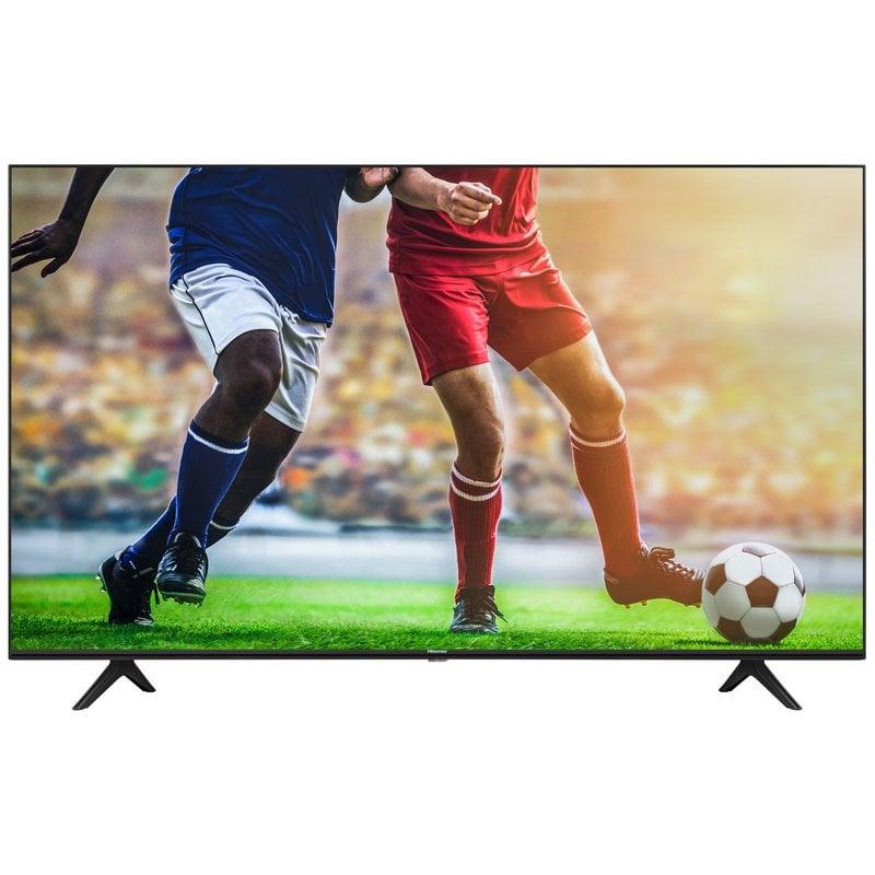 "Televisor Hisense 43A7100F 42.5"" DLED Ultra HD 4K HDR10+"