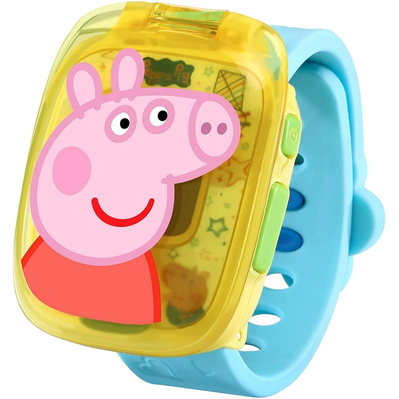 Vtech Reloj Peppa Pig Azul