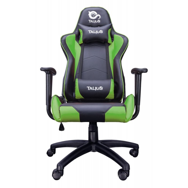 Talius Gecko Silla Gaming Negra/Verde