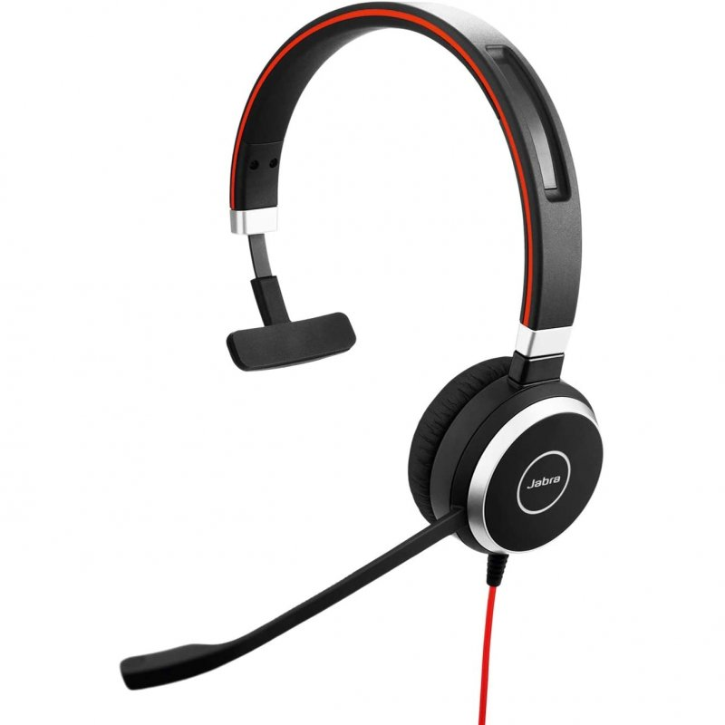 Jabra Evolve 40 MS Auricular USB Negro
