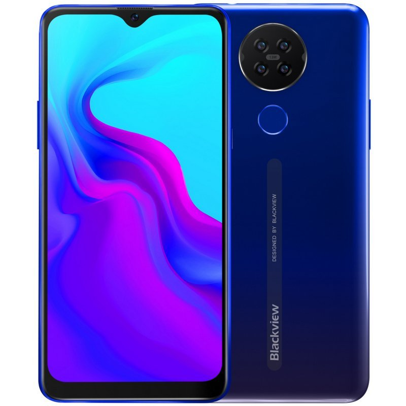 Blackview A80 2/16GB Dual SIM Dreamy Blue Libre