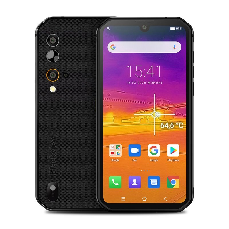 Blackview BV9900 Pro 8/128GB Dual SIM Gris Libre