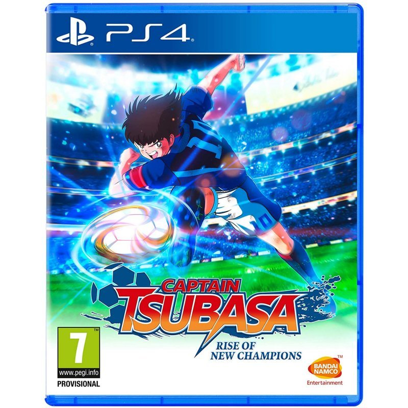 Captain Tsubasa: Rise of New Champions Edición Coleccionista PS4