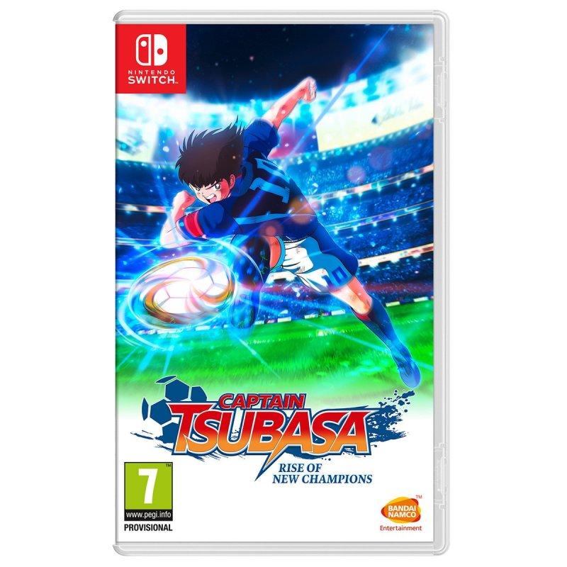 Captain Tsubasa: Rise of New Champions Edición Coleccionista Nintendo Switch