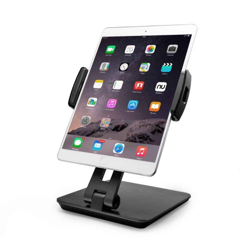 Unotec Soporte para Tablet y Smartphone de Aluminio - Smartphones y Telefonía-> Ver todos los Accesorios-Unotec