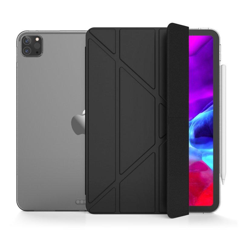 "Unotec Origami2 Funda Negra para iPad PRO 12.9"" 2020"