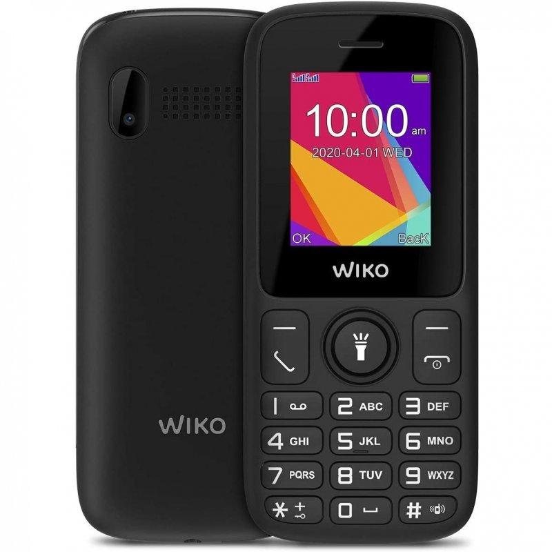 Wiko F100 Dual SIM Negro Libre