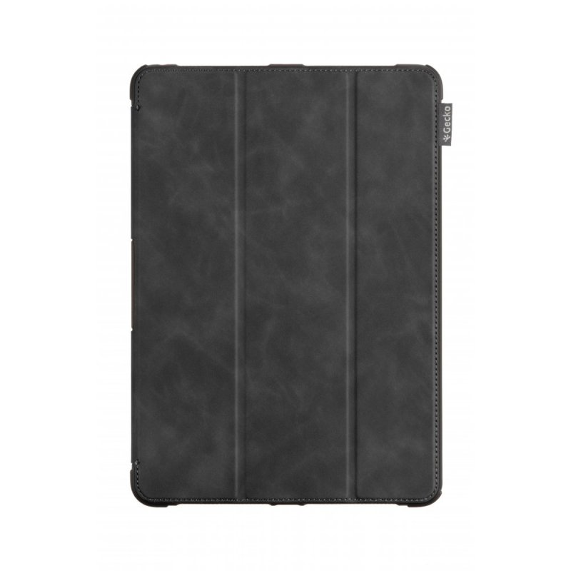 Gecko Rugged Cover Negra para Apple iPad 10.2 2019