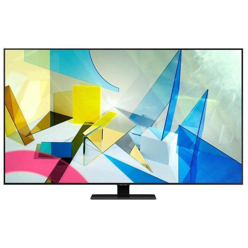 "Televisor Samsung QE50Q80T 50"" QLED UltraHD 4K"