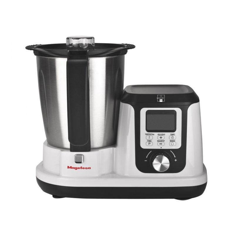 Magefesa MagChef Plus Robot de Cocina 3.3L 1200W Blanco