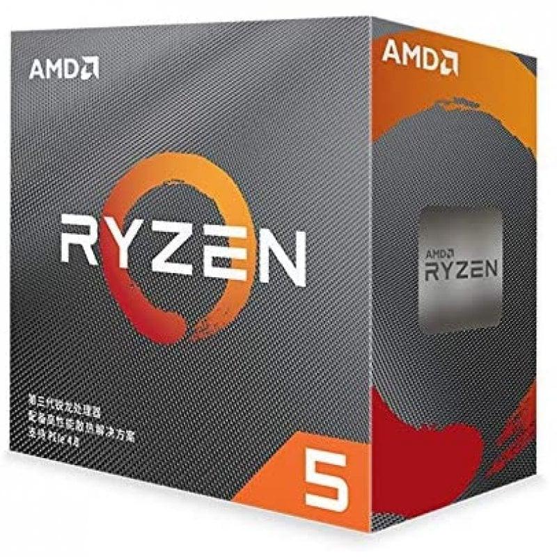 Comprar en oferta AMD Ryzen 5 3500X Box (Socket AM4, 7nm, 100-100000158BOX)