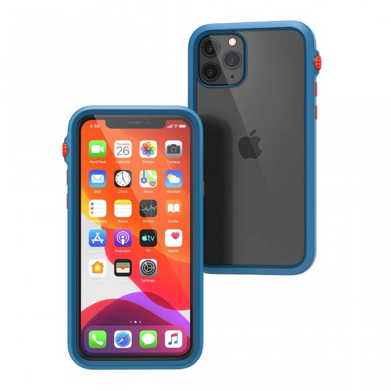 Catalyst Funda Antishock con Cordón Azul/Roja para iPhone 11 Pro