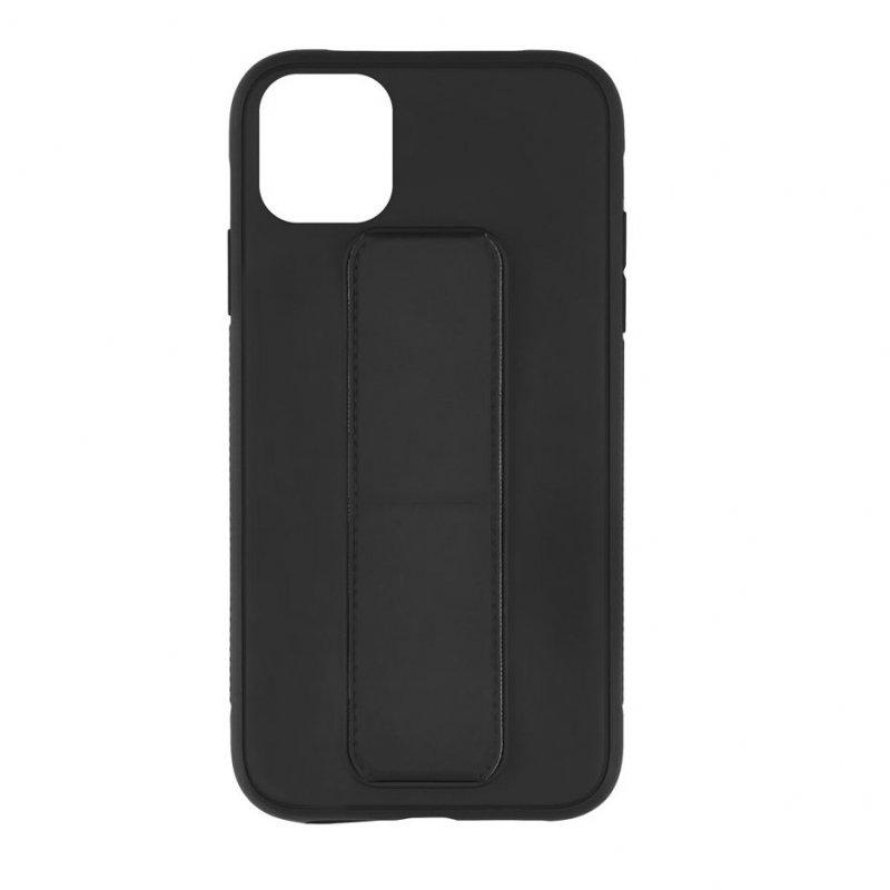 Ksix Funda Standing Negra para iPhone 12 Mini