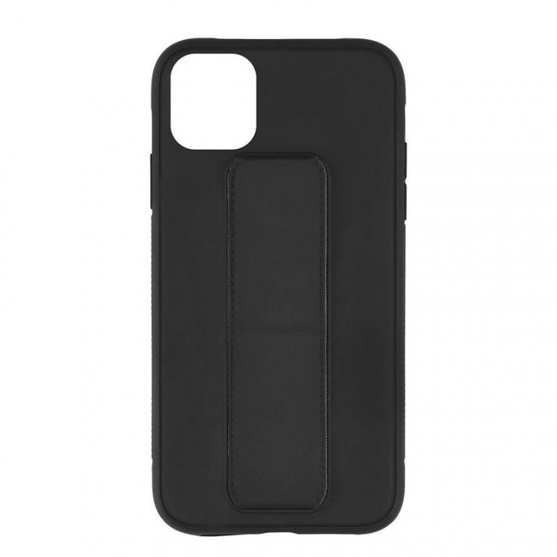 Ksix Funda Standing Negra para iPhone 12 Pro