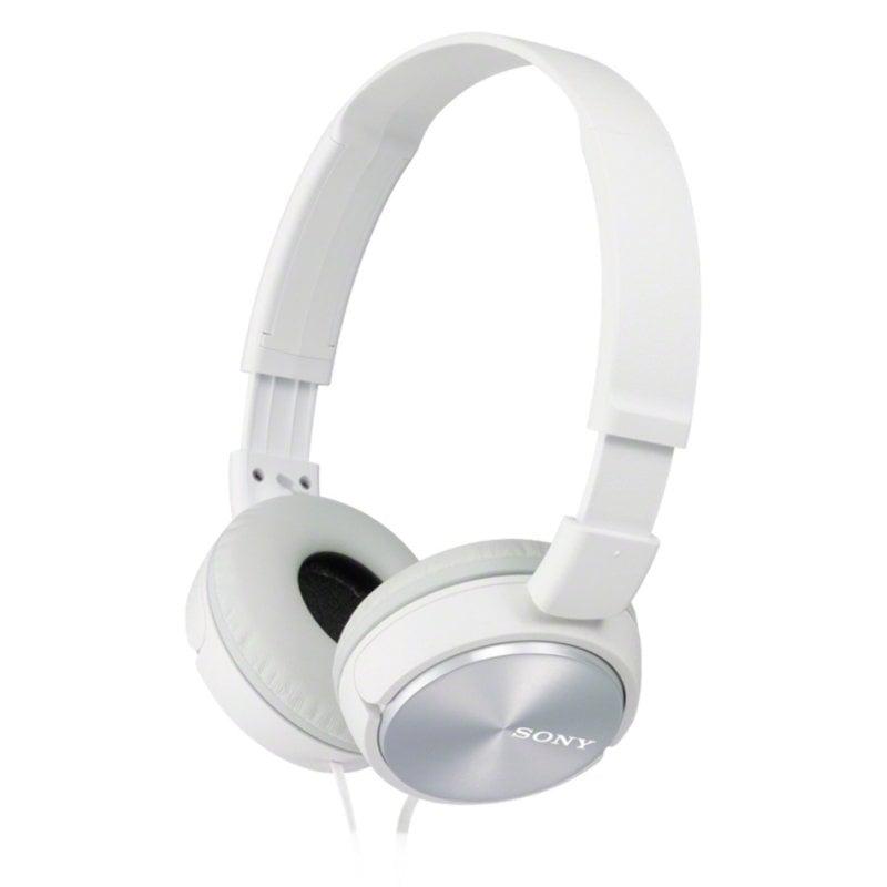 Sony MDR-ZX310 Auriculares Plegables Blancos