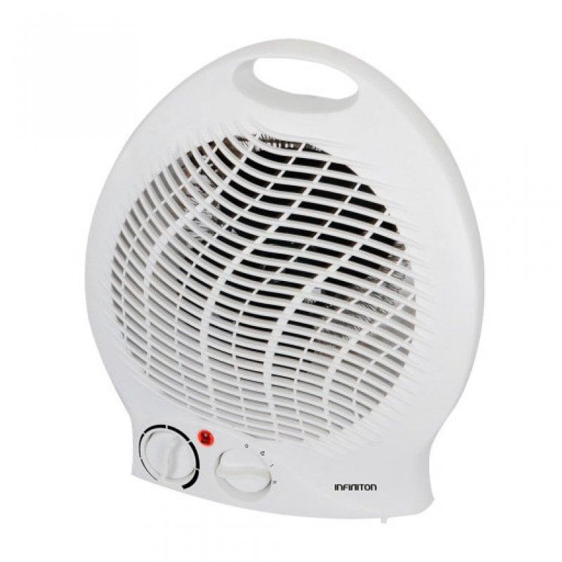 Infiniton HBS-200C Calefactor 2000W Blanco
