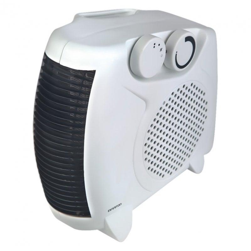 Infiniton HBV-348C Calefactor 2000W Blanco