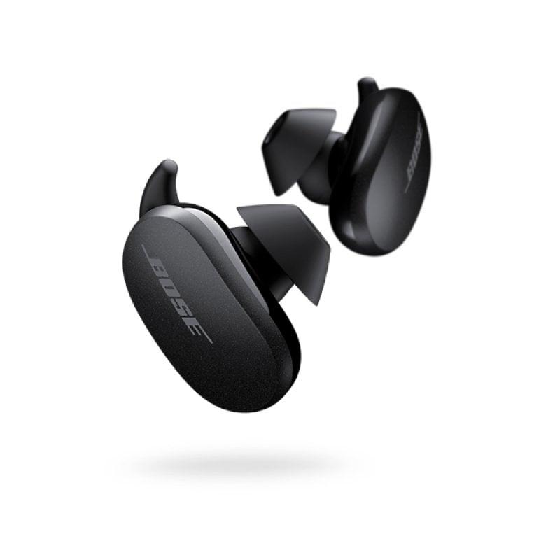 Bose QuietComfort Earbuds Auriculares Inalámbricos con Cancelación de Ruido Negros