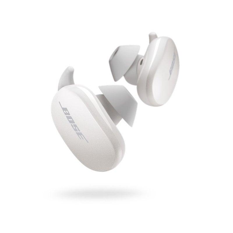 Bose QuietComfort Earbuds Auriculares Inalámbricos con Cancelación de Ruido Blancos