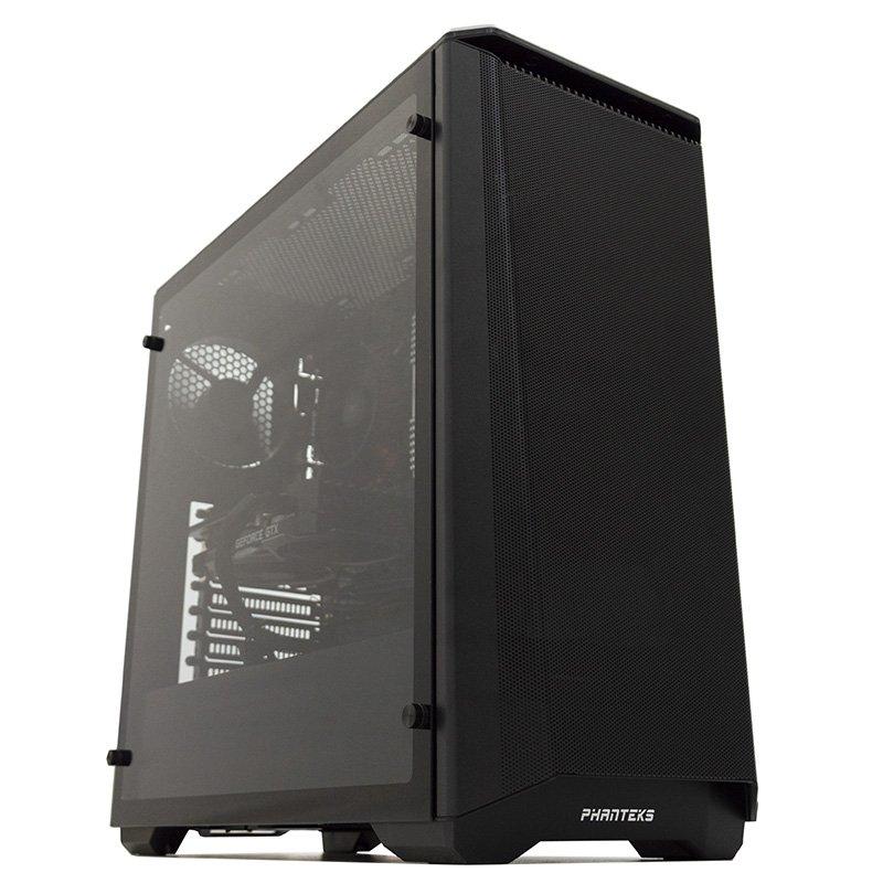 PcCom Silver AMD Ryzen 5 3600/16GB/480GBSSD/1TB/GTX1660S