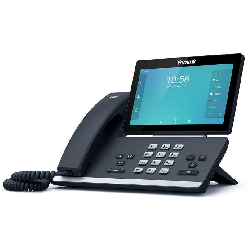Yealink SIP T-58A Teléfono IP Negro