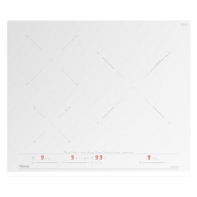 Teka ZC 63632 MST Placa De Inducción 3 Zonas 60cm Blanca