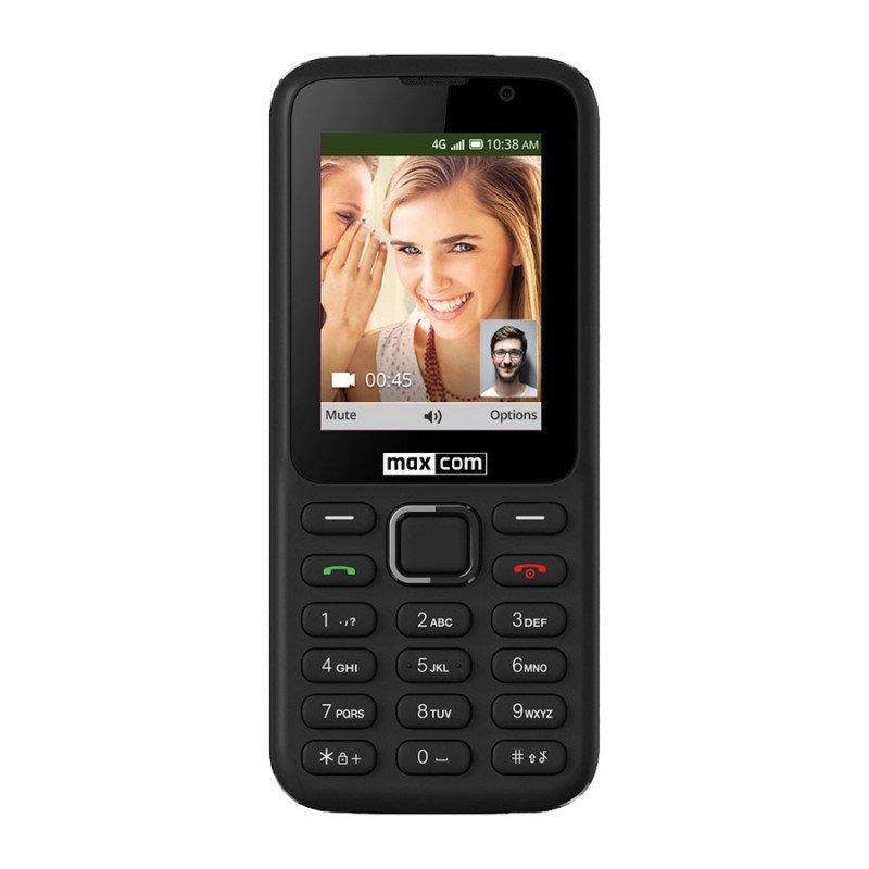 Maxcom Classic MK241 4G Negro Libre