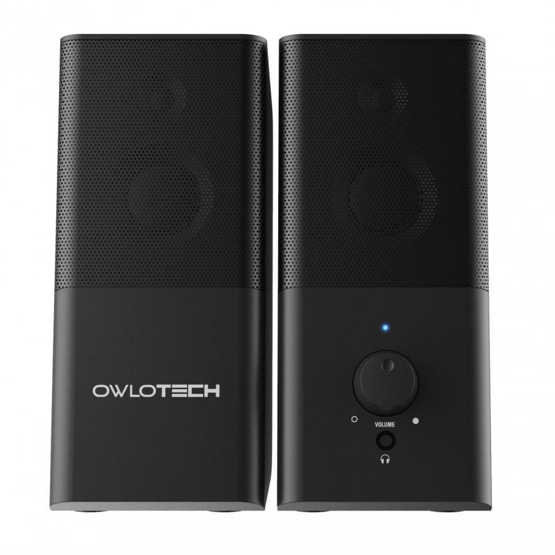 Owlotech Speakers Start 2.0 Altavoces de Sobremesa