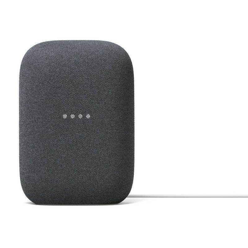 Google Nest Audio Altavoz Inteligente Carbón