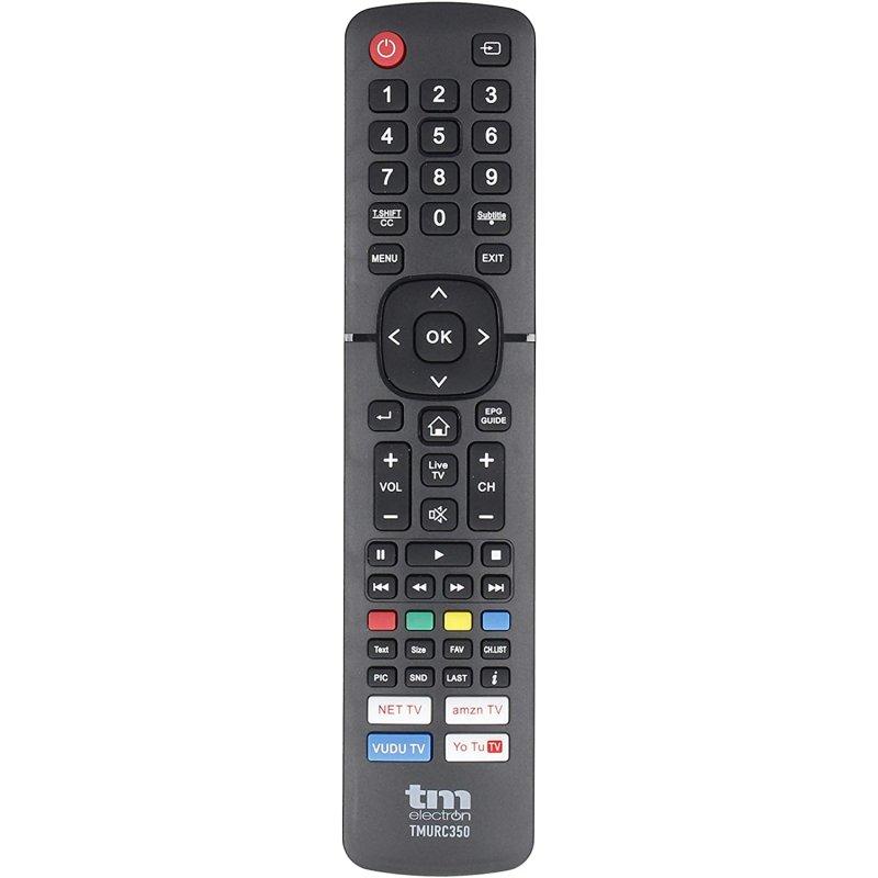 TM Electron TMURC350 Mando A Distancia Universal Compatible Con Televisores Hisense