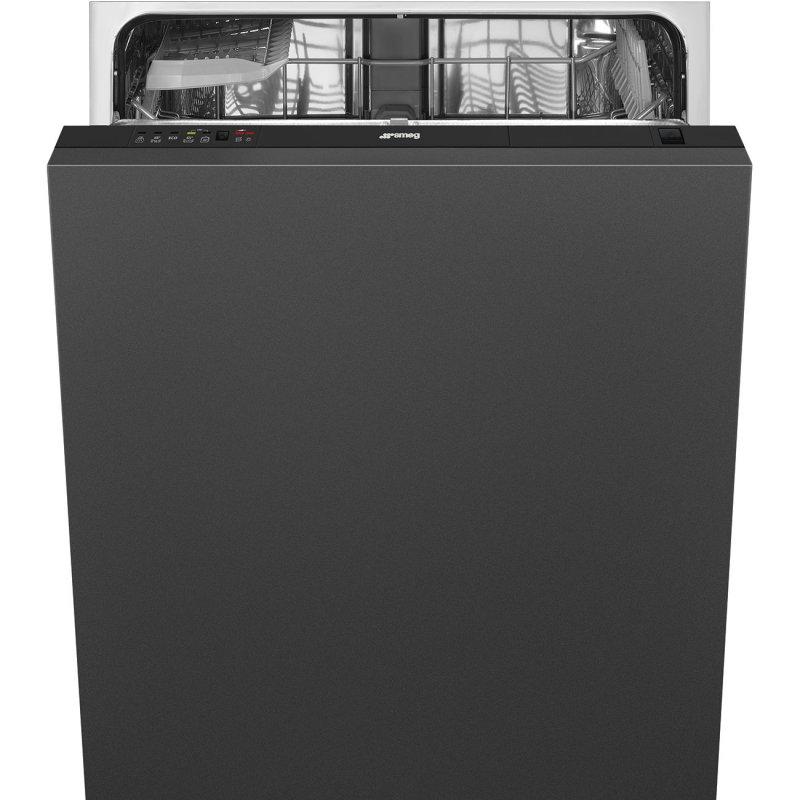 Smeg ST65120 Lavavajillas Integrable Capacidad 12 Cubiertos A+ Negro