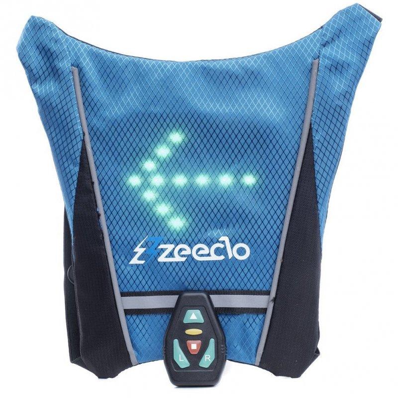 Zeeclo Accesorio para Mochila con Indicadores LED