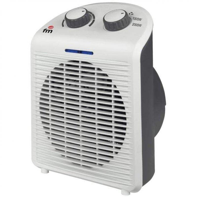 FM Calefacción T-22 Calefactor 2000W