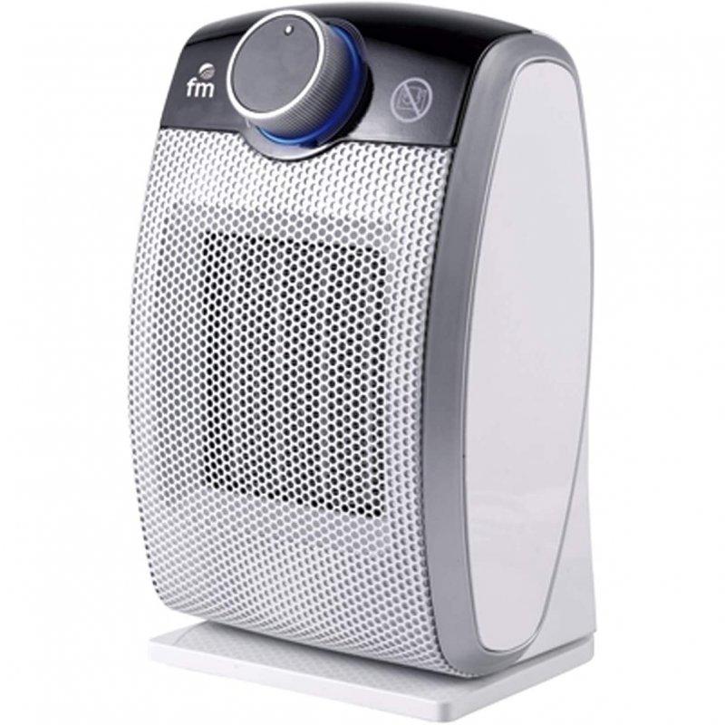 FM Calefacción TC-20 Calefactor Cerámico 1800W