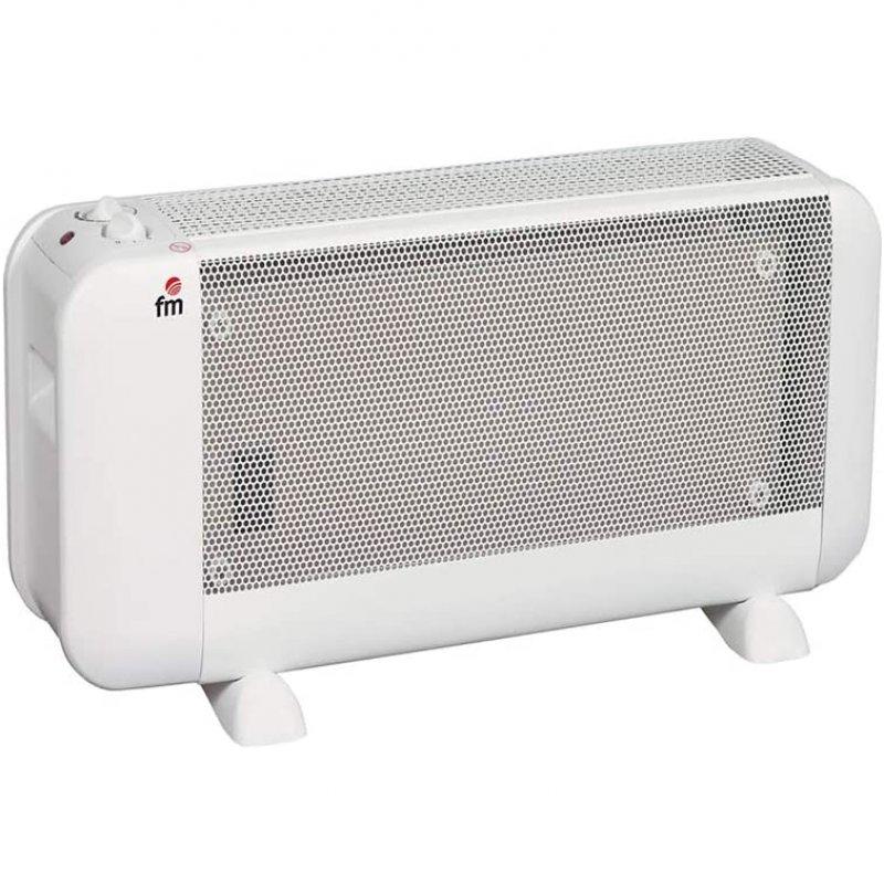 FM Calefacción BM-10 Radiador de Mica 900W