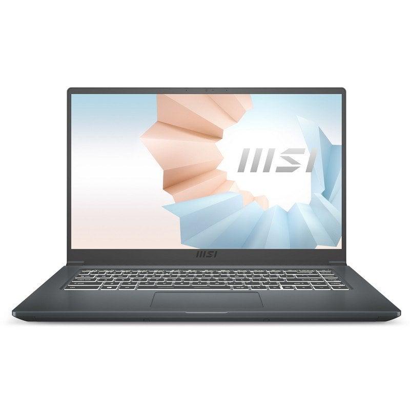 "Portátil MSI Modern 15 A11SB-011ES Intel Core i7-1165G7/16GB/1TB SSD/MX450/15.6"""