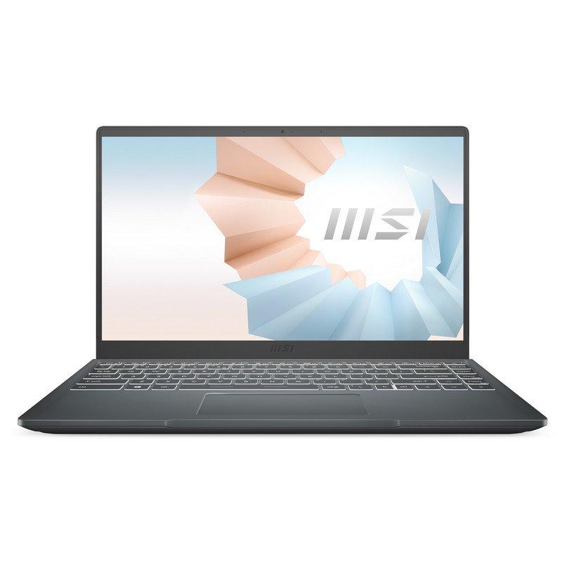 """Portátil MSI Modern 14 B11SB-008ES Intel Core i7-1165G7/16GB/1TB SSD/MX450/14"""""""