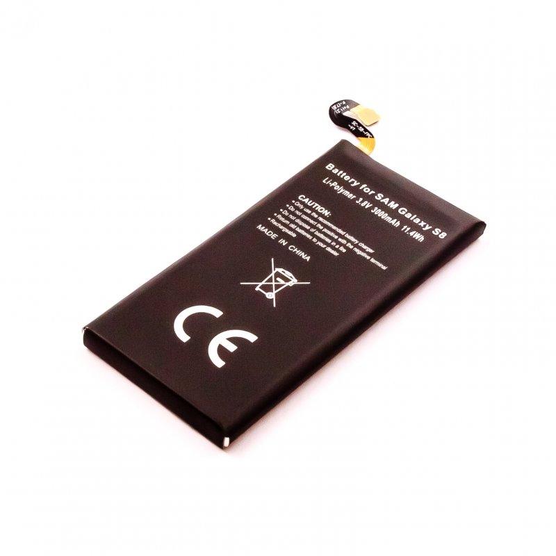 Batería de Repuesto 3000mAh para Samsung Galaxy S8