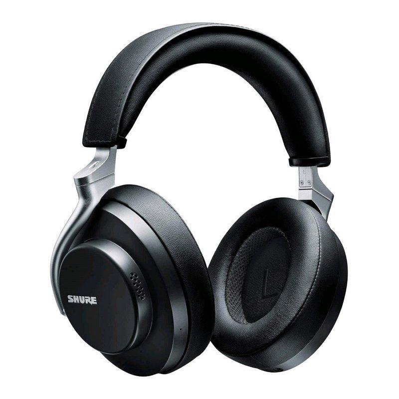 Shure AONIC 50 Auriculares Inalámbricos con Cancelación de Ruido Negros