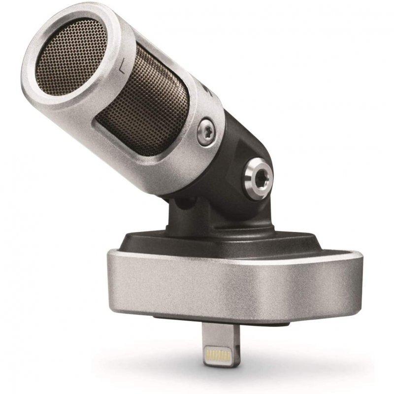 Shure Motiv MV88 Micrófono Digital De Condensador Para Dispositivos IOS