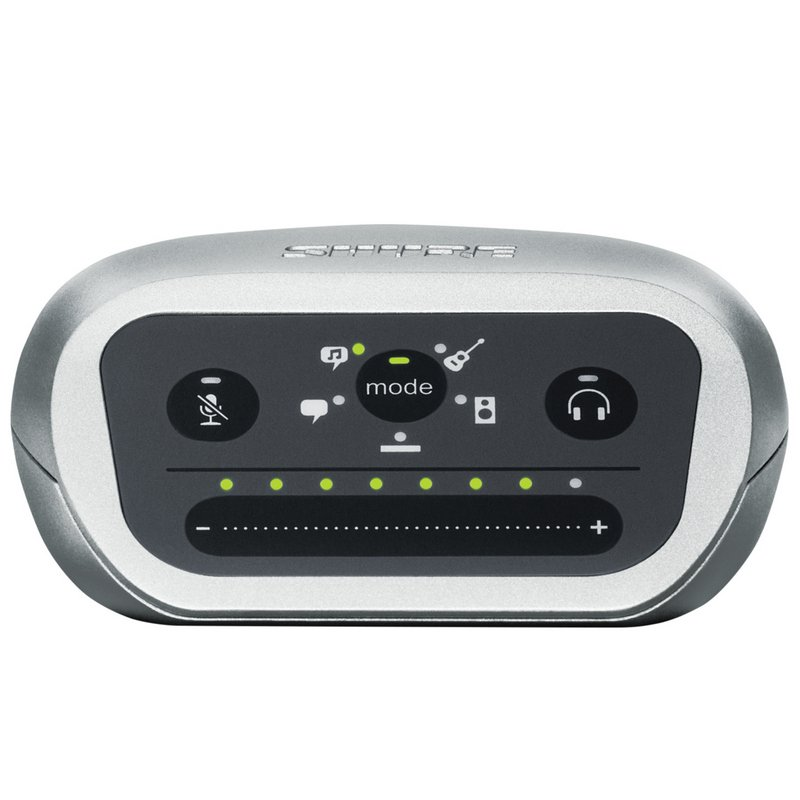 Shure MOTIV MVi Interfaz De Audio Digital