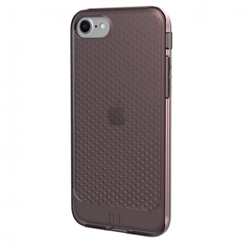 UAG [U] Lucent Funda Dusty Rose para iPhone SE