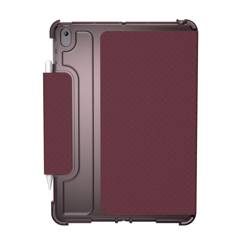 "UAG [U] Lucent Aubergine/Dusty Rose Apple iPad 10.2"" 7th/8th gen"