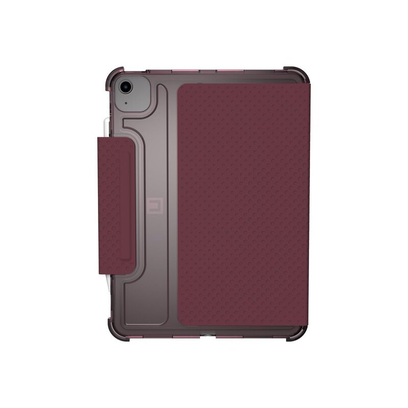 "UAG [U] Lucent Funda Aubergine/Dusty Rose para Apple iPad Air 10.9"" 4º Generación"