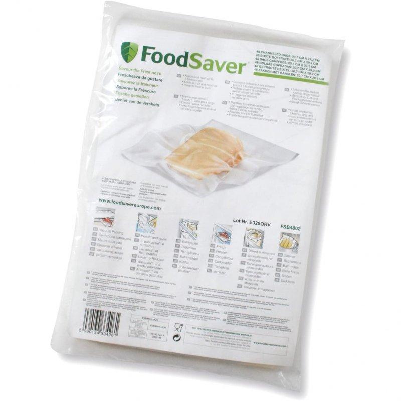 FoodSaver FSB4802-I Pack 48 Bolsas Pequeñas